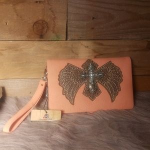 Wallet - Brand New - American Bling